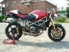 Ducati Monster Red Devil