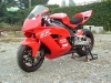 Honda CBR 1000 RR Red Passion