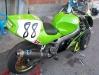 Kawasaki Ninja green style