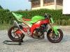 Kawasaki Ninja green style II