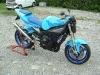 Yamaha R1 Deep Blue